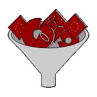 Фильтрация товаров в каталоге