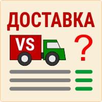 Доставка Комплектующих для винтовых свай в города России