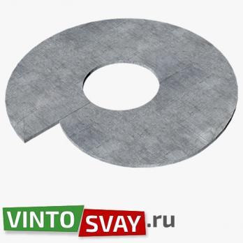 Купить Лопасть сваи D300/89 h5 (09Г2С) плоская для винтовой сваи с доставкой по России!