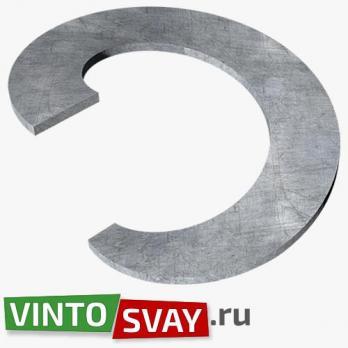 Купить Лопасть сваи D150/73 h5 (СТ3) гнутая для винтовой сваи с доставкой по России!