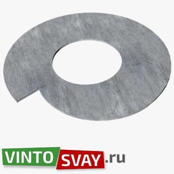 Купить Лопасть сваи D800/325 h10 (09Г2С) плоская для винтовой сваи с доставкой по России!