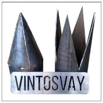 Купить Конус сваи D159h4 из трубы для винтовой сваи с доставкой по России!