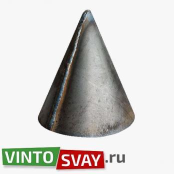 Купить Конус сваи D159 для винтовой сваи с доставкой по России!